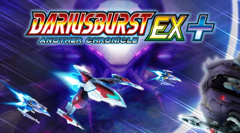 DariusBurst Another Chronicle EX+ Splash